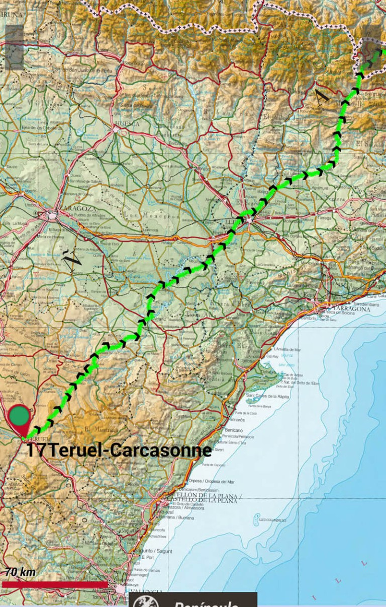 02 Teruel Carcassonne 1