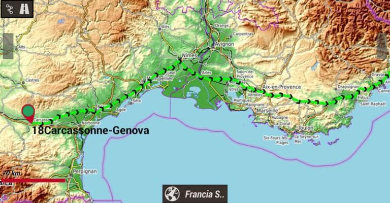 04 Carcasone- Genova 1